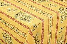 Tischdecke Côte d'Azur Tischwäsche Baumwolle