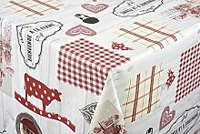 Tischdecke Country  Tischtuch Tischwäsche
