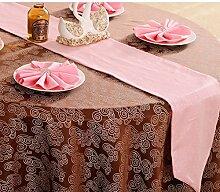 Tischdecke decke/Bett Renner/Tischdecke decke/Abdeckung Tuch/Zierleiste/ Tisch/Tischdecke decke-I 30x210cm(12x83inch)