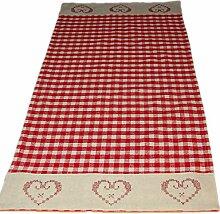 Tischdecke Decke Läufer Küchendecke Baumwolle