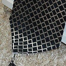 Tischdecke decke/Moderne minimalistische Tischfahne/Tisch/Bett Renner/Abdeckung Tuch/Tischdecke decke-A 30x180cm(12x71inch)