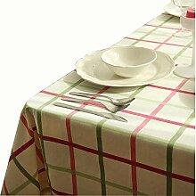 Tischdecke decke Qualitätsbaumwolltischtuch