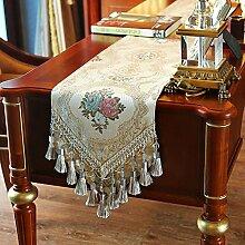 Tischdecke decke/Schlanke/Bett Renner/Tisch/Tischdecke decke/Matte/Tischdecke decke/Tischdecke decke-A 30x200cm(12x79inch)