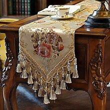 Tischdecke decke/Tisch/Bett Renner/Tisch/Tischdecke decke/Abdeckung Tuch-A 30x200cm(12x79inch)