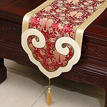 Tischdecke decke/ Tisch/ Tisch/Bett Renner/Tischdecke decke/Abdeckung Tuch/Zierleiste/ Tisch/Tischdecke decke-N 35x240cm(14x94inch)