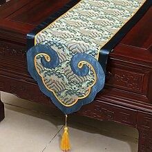 Tischdecke decke/ Tisch/ Tisch/Bett Renner/Tischdecke decke/Abdeckung Tuch/Zierleiste/ Tisch/Tischdecke decke-W 35x180cm(14x71inch)