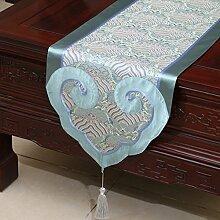 Tischdecke decke/ Tisch/ Tisch/Bett Renner/Tischdecke decke/Abdeckung Tuch/Zierleiste/ Tisch/Tischdecke decke-S 35x180cm(14x71inch)