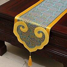 Tischdecke decke/ Tisch/ Tisch/Bett Renner/Tischdecke decke/Abdeckung Tuch/Zierleiste/ Tisch/Tischdecke decke-L 35x240cm(14x94inch)