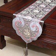 Tischdecke decke/ Tisch/ Tisch/Bett Renner/Tischdecke decke/Abdeckung Tuch/Zierleiste/ Tisch/Tischdecke decke-P 35x180cm(14x71inch)