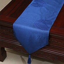 Tischdecke decke/Tischdecken/Tischdecke decke/Bett Renner/Tischdecke decke/mat lange Tischdecke/Tischdecke decke/Tischdecke decke/Abdeckung Tuch-B 33x150cm(13x59inch)