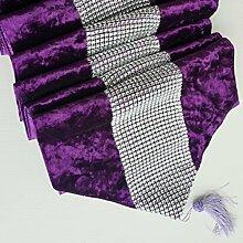 Tischdecke decke/Tischdecken/Tuch/Tischdecke decke/Tischläufer/Tischdecke decke/Bett Renner/Abdeckung Tuch-B 30x180cm(12x71inch)