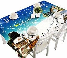 Tischdecke, Dekoration für Küche oder Esstisch