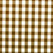 TISCHDECKE eckig teflonbeschichtet, pflegeleicht in Designs:Landhaus Farbe: schoko + weiß Maß: 135x185