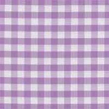 TISCHDECKE eckig teflonbeschichtet, pflegeleicht in Designs:Landhaus Farbe: lila + weiß Maß: 110x235