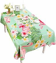 Tischdecke Einfache Baumwolle Leinen Esstisch