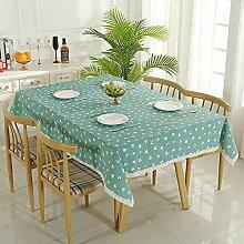 Tischdecke Einfache Frische Hause Tischdecke