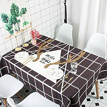 Tischdecke Einfache Haushaltsgegenstände