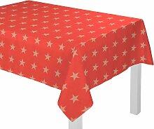 Tischdecke, Felino, Wirth 1, 85x85 cm eckig,