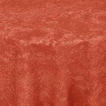 Tischdecke Firenze rund, 160 cm (Ø), hellrot, rund