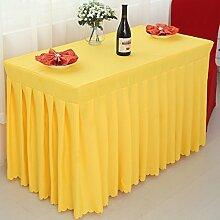 Tischdecke Fitted Table Rock Cover Hochzeit