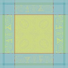 Tischdecke FLANERIE ondée 170 x 170 cm - (25197)