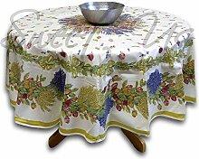 Tischdecke, französische Provencal-Tischdecke,