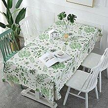 Tischdecke frisch wasserdicht und ölbeständig