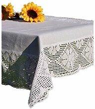 Tischdecke Hochwertige Häkeldecke Mitteldecke