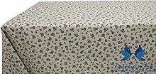 Tischdecke in Baumwollmischung Position Gaia