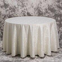 Tischdecke Jacquard Hotel Restaurant Tuch Hochzeit
