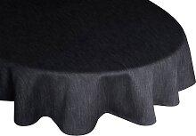 Tischdecke, JAVA, Wirth 130x220 cm oval,