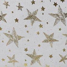 Tischdecke Kara Big Star Christmas Die Saisontruhe