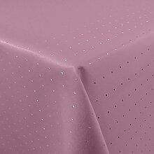 Tischdecke Kaufen mit Punkten 135x180cm oval