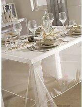 Tischdecke, Kunststoff, quadratisch, 180 x 180 cm,