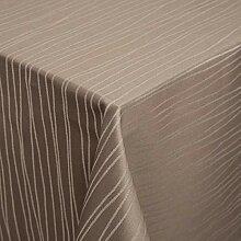 Tischdecke Linares rechteckig, 130x190 cm (BxL),