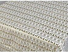 Tischdecke Makenna Die Saisontruhe Farbe: Gold