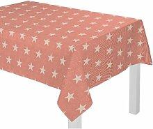 Tischdecke Marple Ebern Designs Farbe: Rot