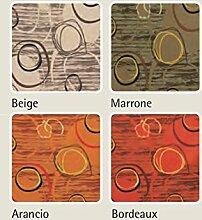 Tischdecke mit Harzschicht Typ Canyon 140x180 beige