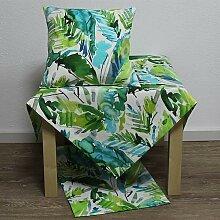 Tischdecke, Mitteldecke CANBERRA 85x85cm grün