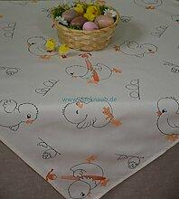 Tischdecke Mitteldecke Ostern Ostertischdecke