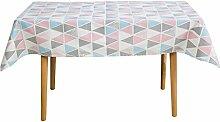 Tischdecke-Muster-Tischdecke der Minimalisten