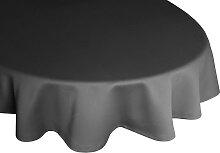 Tischdecke, Neufahrn, Wirth 130x190 cm oval,