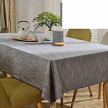 Tischdecke/[nordeuropa],wasserdicht tischdecke/sauber,fluidsysteme,kunst,japanischer stil,längliche tischdecke-A 130x200cm(51x79inch)