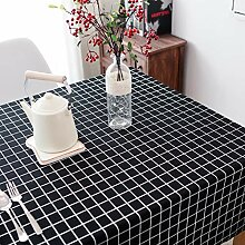 Tischdecke Nordic Fresh Cotton Tischdecke