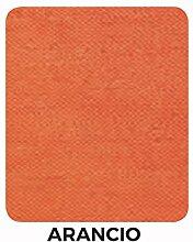 Tischdecke Panama 140x140 Arancio