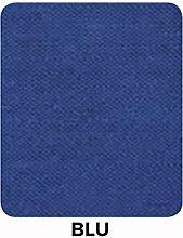 Tischdecke Panama 140x230 blau