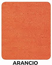 Tischdecke Panama 170 Rotonda Arancio