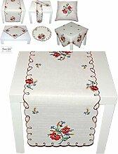 Tischdecke Plauener Spitze ® Tischläufer 40x95