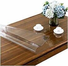 Tischdecke Pvc Transparent Weichem Glas Kristall