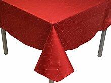 Tischdecke quadratisch 180x180 cm FIESTA ro